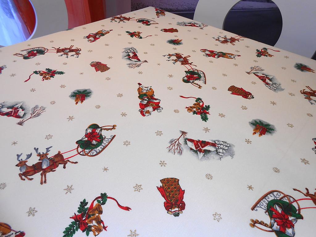 Manteles de navidad resinados impermeables de calidad - Manteles de navidad ...