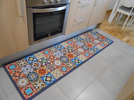 Alfombras de azulejos modernas antideslizantes