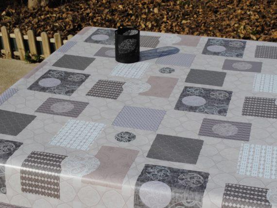 Mantel Protector de mesa - Tienda de manteles y hules onlinees de Hule Afelpado