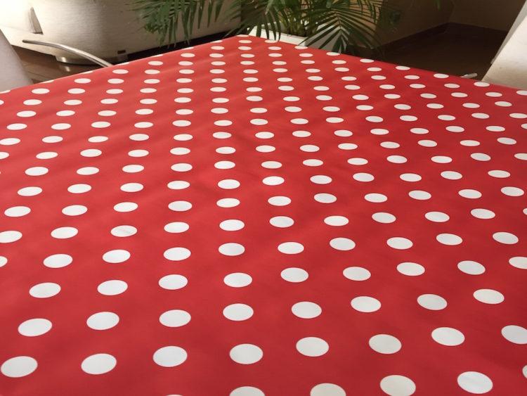 Manteles Rojos - Tienda de Manteles y Hules Online