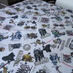 Manteles de mesa Kukuxumusu - Tienda de Manteles y Hules Online
