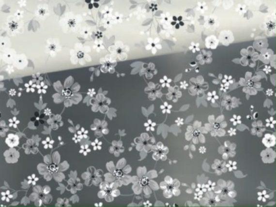 Hule mesa transparente
