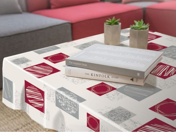 Hule protector de mesa - HuleShop - Tienda de Manteles y Hules Online