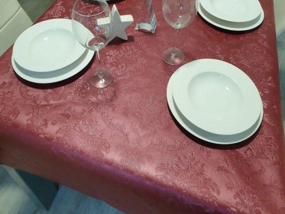 Hule protector de mesa