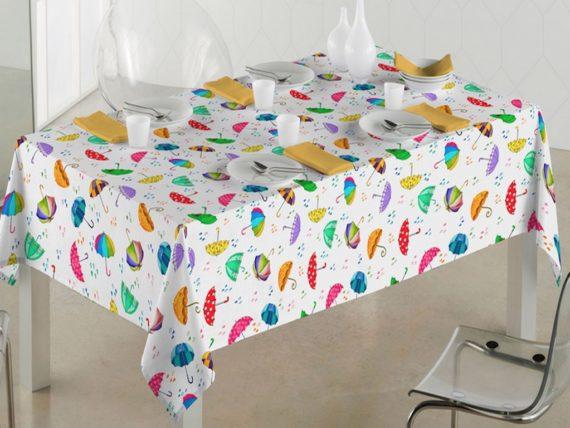mantel resinado manteles para mesa